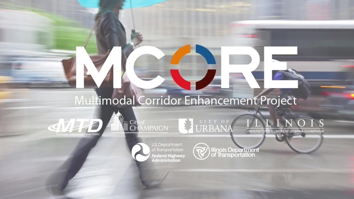 Multimodal Corridor Enhancement (MCORE) Project