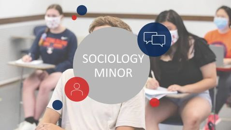 Thumbnail for entry Minor in Sociology