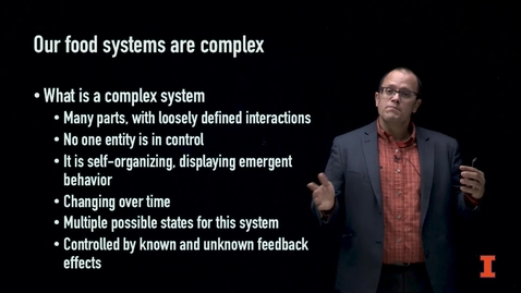 Thumbnail for entry An Introduction to Systems Thinking: Types of Systems