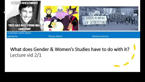 Thumbnail for entry GWS Lecture vid 2/1