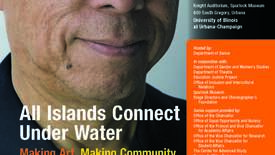 Thumbnail for entry Ping Chong, All Islands Connect Under Water, MillerComm2016
