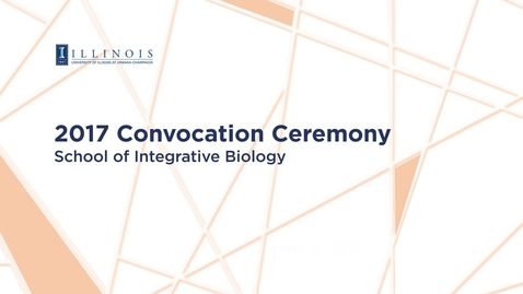 Thumbnail for entry SIB Convocation 2017