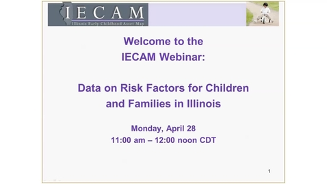 Thumbnail for entry Data on Risk Factors for Children and Families in Illinois