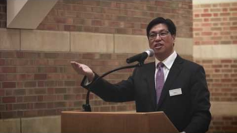 Thumbnail for entry Introducing Dr. King Li, Inaugural Dean of the College of Medicine