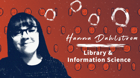 Thumbnail for entry Research Live 2021! Hanna Dahlstrom: Preserving Video games in the 21st Century