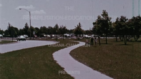 Thumbnail for entry Film 38, Driving, Quadriplegic Functional Skills: A Film Series, 1974 - Digital Surrogates from the DRES Films and Videotapes Audiovisual Records, Series 16/6/14