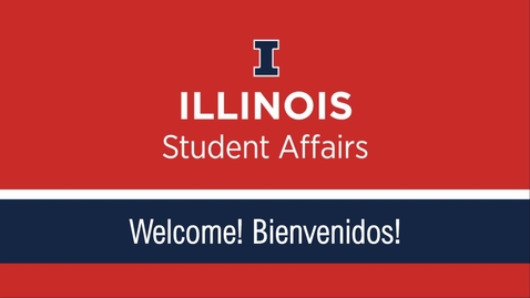Thumbnail for entry Student Affairs Fall Kick-off 2021