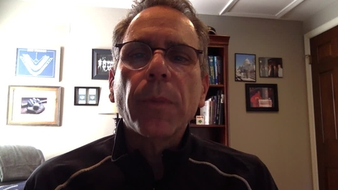 Thumbnail for entry Dr. Richard Berkowitz on the MCB Pre-Health and Professional Mentorship Program