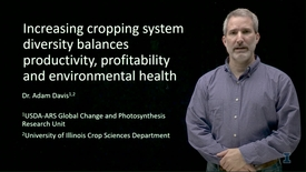 Thumbnail for entry Increasing Diversity in Cropping Systems: Things that we can do