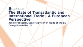 Thumbnail for entry State of Transatlantic and International Trade
