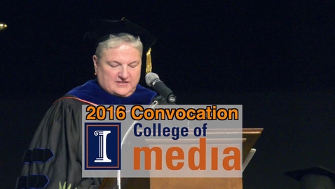 Thumbnail for entry Sagers convocation address