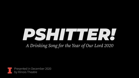 Thumbnail for entry Psh*tter Trailer by the Department of Theatre