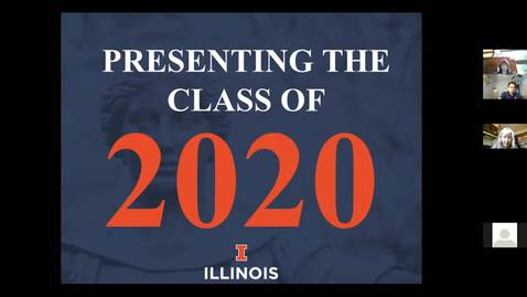 Thumbnail for entry Illinois Physics and Astronomy Convocation 2020