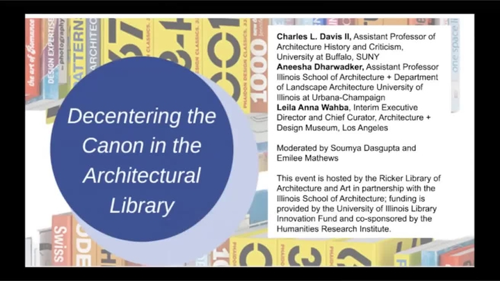 Thumbnail for channel Ricker Library Outreach and Events