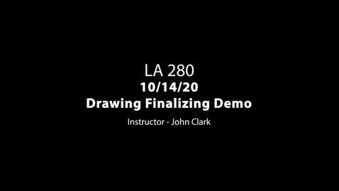 Thumbnail for entry LA 280 10-14-20 - Midterm Prep - Photoshop Demo