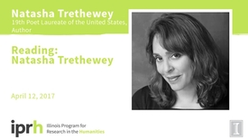 Thumbnail for entry Natasha Trethewey Reading - Log in Required