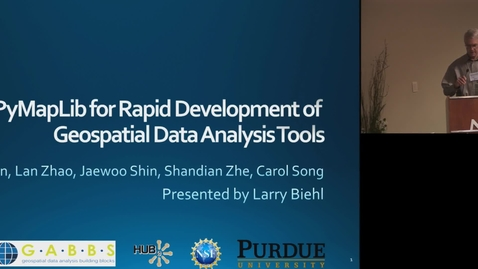 Thumbnail for entry PyMapLib for Rapid Development of Geospatial Data Analysis Tools.mp4