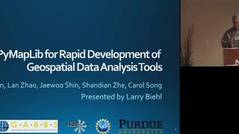 Thumbnail for entry PyMapLib for Rapid Development of Geospatial Data Analysis Tools.mp4
