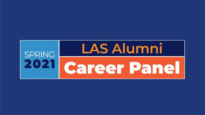 Thumbnail for channel LAS Alumni Career Panels