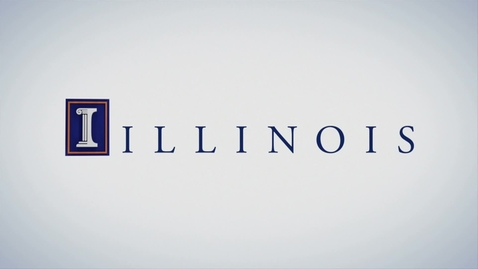 Thumbnail for entry Illinois Leadership Center's #IlliniLeaders Series - Louis Blanc