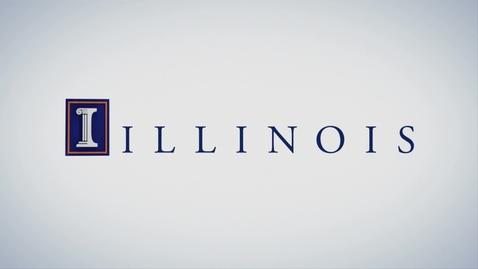 Thumbnail for entry Illinois Leadership Center's #IlliniLeaders Series - Louis Blanc