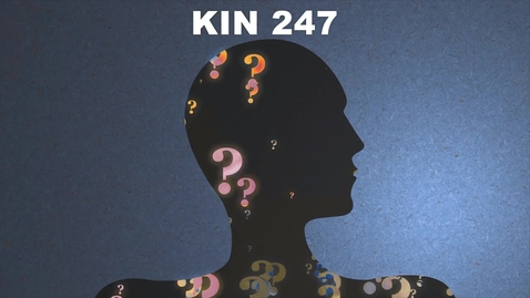Thumbnail for entry KIN 247 - Lesson 3-2 Emotions, Stress, and Anxiety
