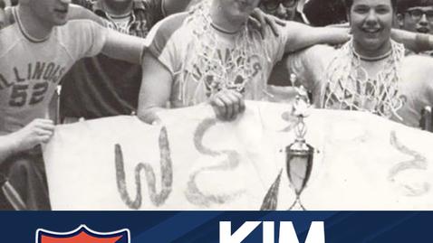 Thumbnail for entry Illinois Wheelchair Athletics Alumni Podcast: Episode 1—Kim Pollock