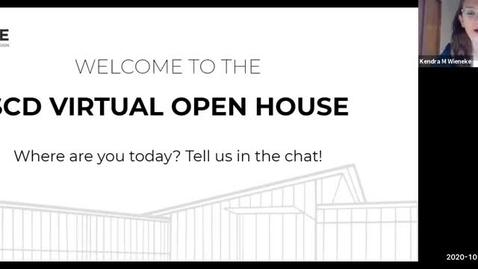 Thumbnail for entry Siebel Center for Design: Virtual Open House | October 16, 2020
