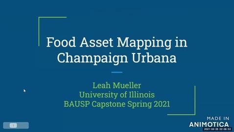 Thumbnail for entry Leah Mueller Capstone