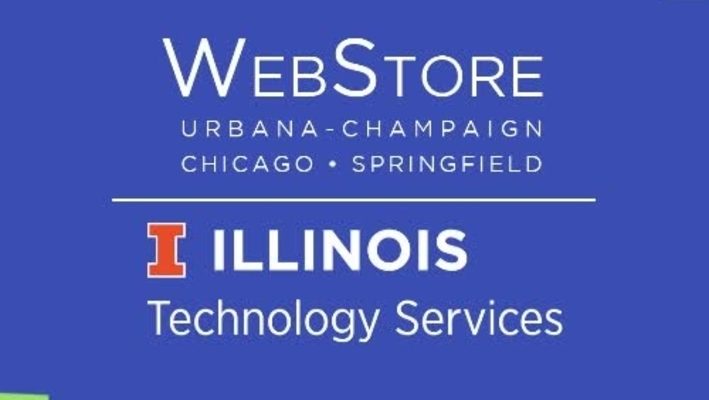 Welcome new students : Webstore services