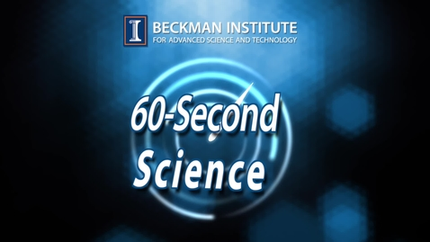 Thumbnail for entry 60 Second Science: Justin Rhodes on Studying Mice and Clownfish