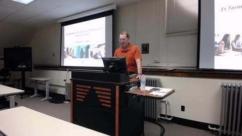 Thumbnail for entry Scott Irwin Presentation on FarmDOC