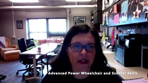 Thumbnail for entry V4f_Advanced Power Wheelchair Skills
