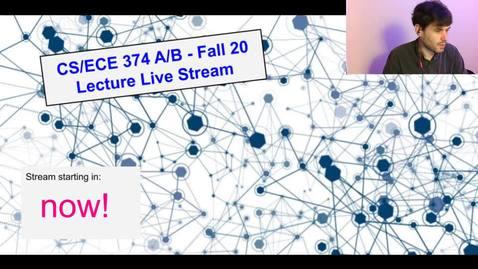 Thumbnail for entry CS/ECE 374 AL1/BL1 - Lecture 15 - More Dynamic Programming