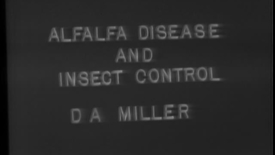 Thumbnail for entry Agronomy Day, 1971 - Part 2 - Digital Surrogates from the Agriculture, Consumer, and Environmental Sciences Videotape File, Series 8/1/59