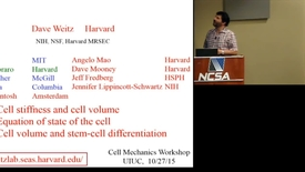 Thumbnail for entry Cell Mechanics and Cell Volume