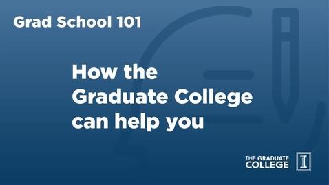 Grad School 101: How We Help