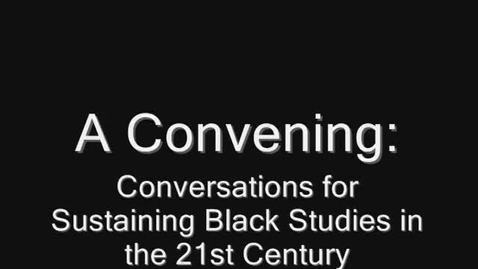 Thumbnail for entry iBlack Studies Convening Database: Question Nine