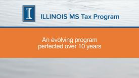 Thumbnail for entry Evolution of the MS Tax Program