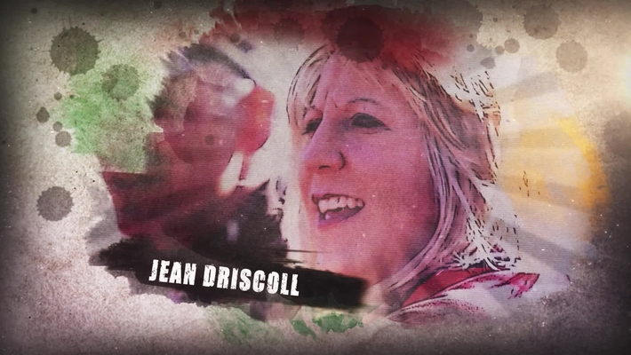 Making Their Mark: Jean Driscoll