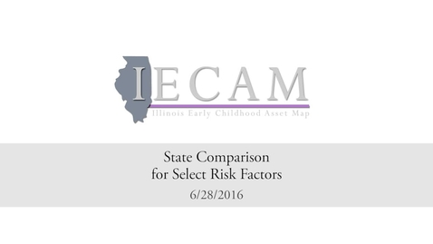 Thumbnail for entry State Comparison for Select Risk Factors, June 28, 2016