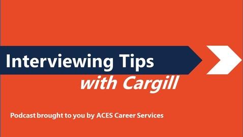 Thumbnail for entry Cargill Podcast