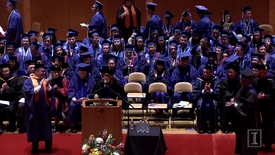 Thumbnail for entry MCB Spring 2016 Commencement