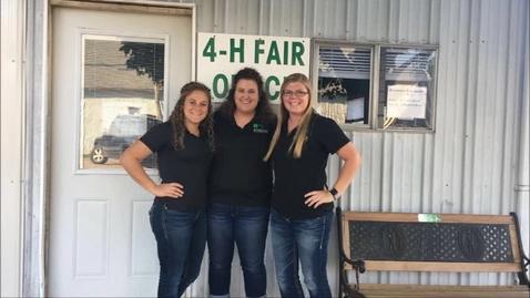 Thumbnail for entry Internship – 4-H Tippecanoe County Indiana Extension – Emily Ade