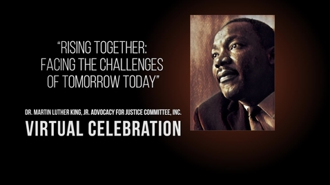 Thumbnail for entry Rising Together: Facing the Challenges of Tomorrow Today