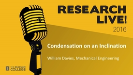 Thumbnail for entry Research Live 2016 - William Davies