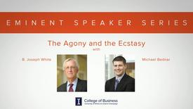 Thumbnail for entry Eminent Speaker Series: A Conversation with B. Joseph White
