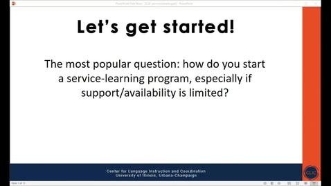 Thumbnail for entry Virtual Q&A with Prof. Ann Abbott