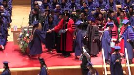 Thumbnail for entry Business Convocation Master's & PhD Ceremony