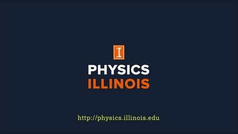 Saturday Physics for Everyone 2016: Professor Jon Thaler